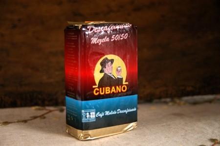 Café Molido Descafeinado cubano