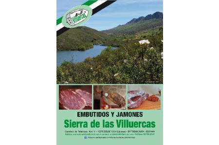 Calendario 2018 de Sierra de las Villuercas