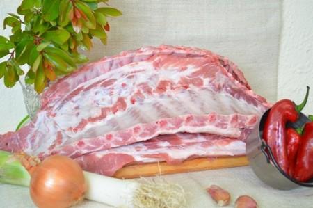 Costilla Fresca a 4,50€/kg