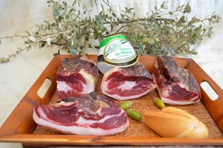 Jamón Bellota Ibérico Deshuesado 65 €/kg