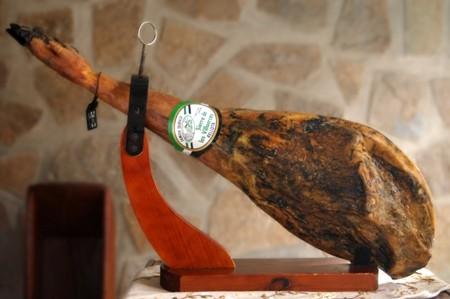 Jamón Bellota ibérico (7.5kg a 8kg) a 32,90€/kg