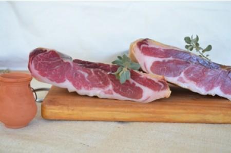 Paleta bellota ibérica D.O.P Dehesa de Extremadura  Deshuesada a 48 €/kg