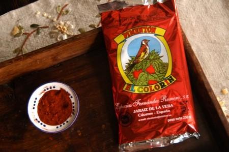 Pimentón dulce de la Vera 1/4 kg