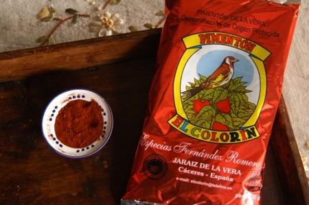 Pimentón Picante de 1/2 kg
