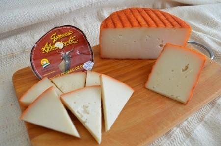 Queso de cabra Almonte pimentón a 12,50€/kg