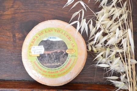 Queso Sierra de las Villuercas a 10,90€/kg