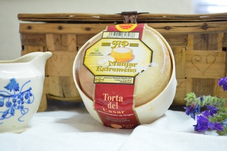 Torta del Casar Mini a 19.90€/kg