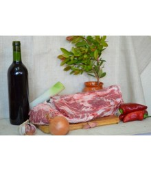 Cabecera ibérica fresca con Presa de bellota a 12€/kg