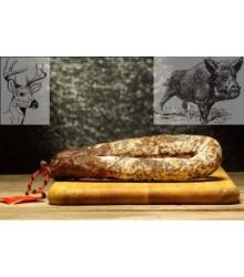 Chorizo Jabali 9,50€/kg