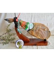 Paleta bellota ibérica D.O.P Dehesa de Extremadura  a 22,90 €/kg de 5 a 5,5kg