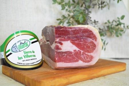 Taco Jamón de Cebo de  Campo Ibérico  50% Raza ibérica 39€/kg