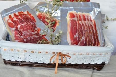 Paleta Bellota Ibérica Loncheada 41 €/kg (2,7 kg aprox)