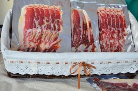 Paleta Cebo Campo Ibérica Loncheada 28,90€/kg (2kg aprox)