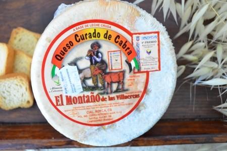 Queso Cabra Montaño Premio  a 12,90€/kg