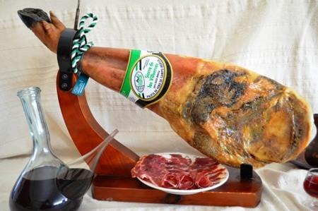 Paleta de Cebo de Campo Ibérica 50% Raza Ibérica 4.5kg a 5kg