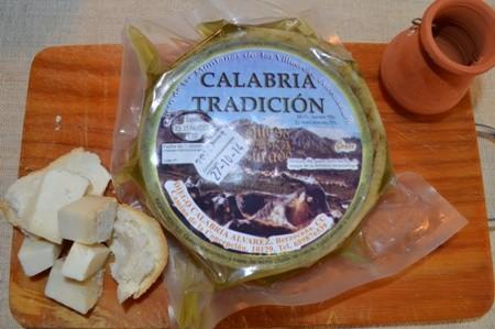 Queso Cabra Calabria en Aceite de oliva a 12,50€/kg