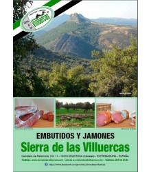 Calendario 2020 de Sierra de las Villuercas