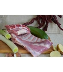 Falda y Cuello de Cordero a 3.90€/kg