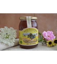 Miel Multiflora de medio kilo
