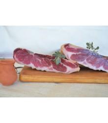 Paleta bellota ibérica D.O.P Dehesa de Extremadura Deshuesada a 55 €/kg