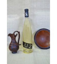 Vino Blanco Luz botella cristal
