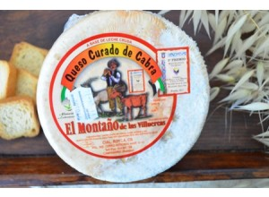 Queso Cabra Montaño Premio  a 14.50€/kg