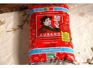 Café Cubano Descafeinado en grano
