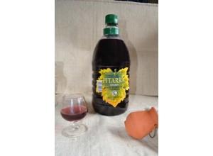 Vino Pitarra CAÑAMERO botella plástico 2L