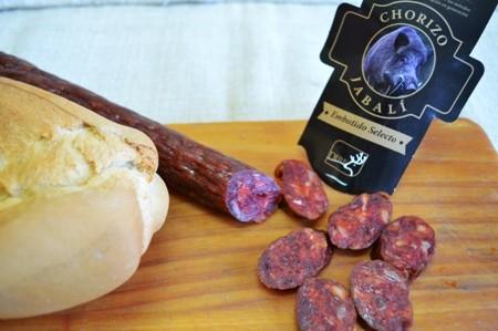 Chorizo jabali vela 9.50€/kg