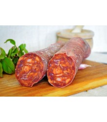 Oferta  Medio Chorizo Ibérico Bellota Cular a 9,90€/kg