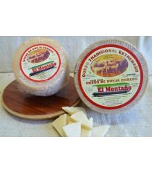 Queso de Oveja pequeño El Montaño a 13,90€/kg