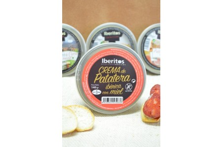 Paté de Patatera con Miel