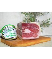 Taco Jamón Cebo Ibérico 37€/kg